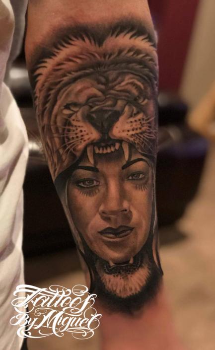 Lion Headdress